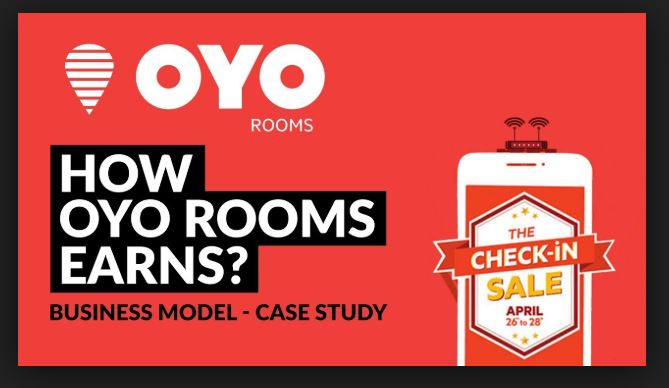Oyo Rooms Case Study.