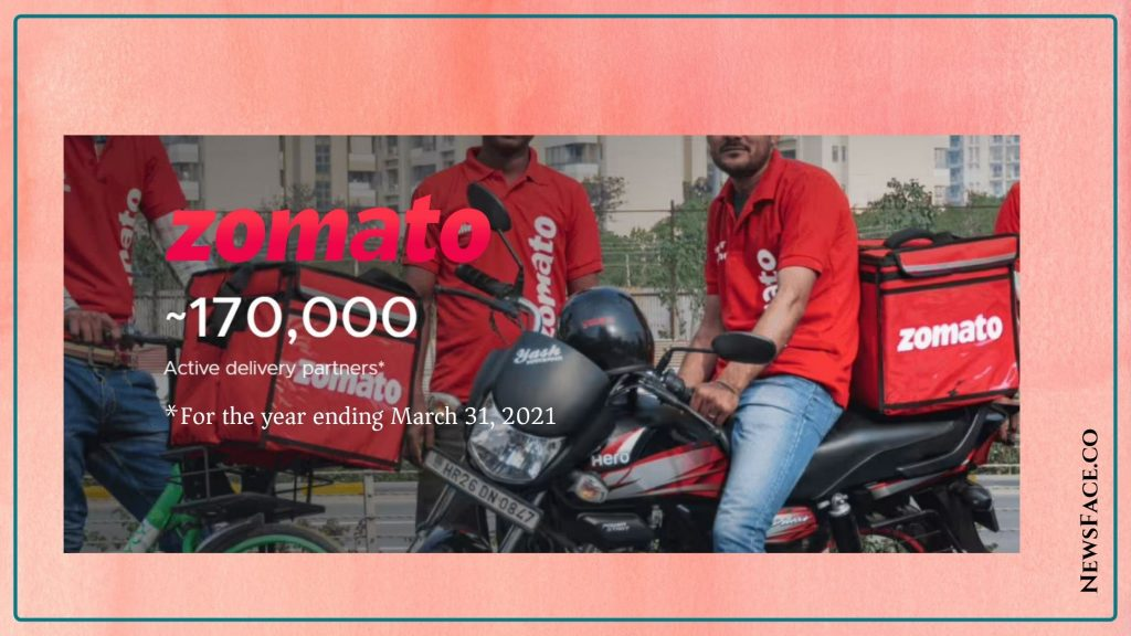 Zomato case study - Active Delivery Partners
