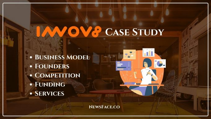 Innov8 Case Study - Business Model, Founders, Competition, Funding, Services